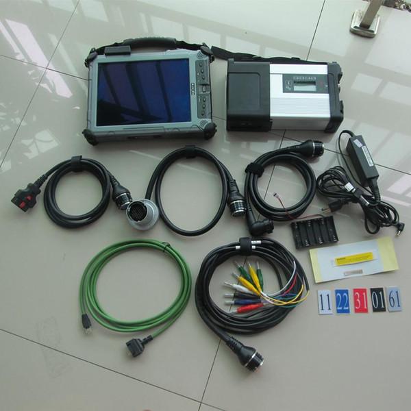 per mb star diagnostica automobilistica per mb star sd compact c5 per mercedes tools ssd con laptop xplore ix104 tablet i7 4g