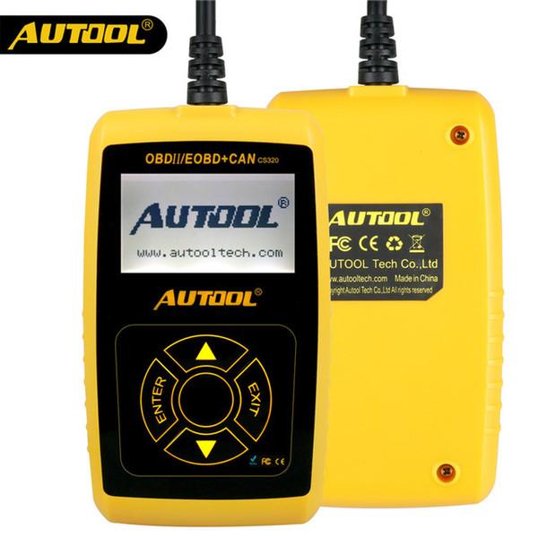 2019 AUTOOL CS320 OBD/EOBD Engine Fault Auto DIY Code Reader Car Diagnosis  Scan Automotive Vehicle Repair Tool From Yu2919382034, $31 16 | DHgate Com