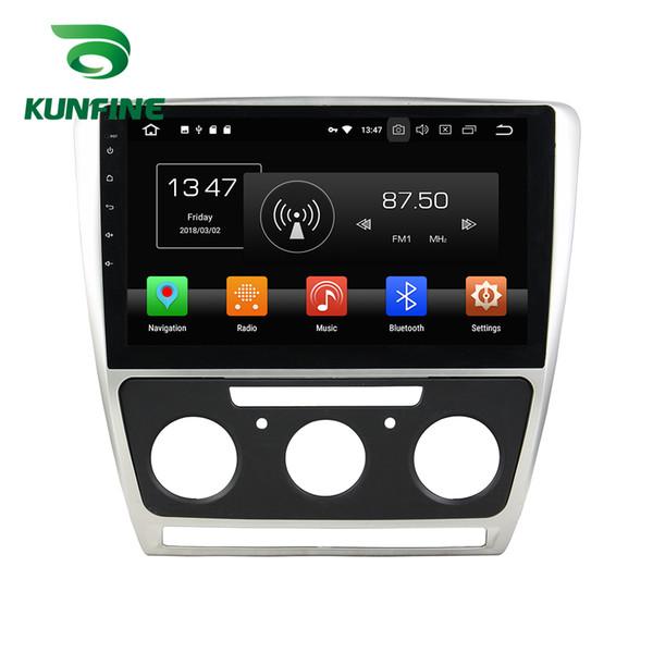 4GB RAM Android 8.0 Octa Core Car DVD Player GPS Sat Navi Stereo for SKODA Octavia MT 2010 2011 2012 2013 2014 Radio Headunit Deckless