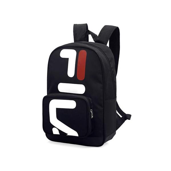 top popular Brand designer Backpack Fashion Casual Unisex Travel Bag Luggages handbags Couple Backpack Student Bag Computer Bag Drop Shipping 2019