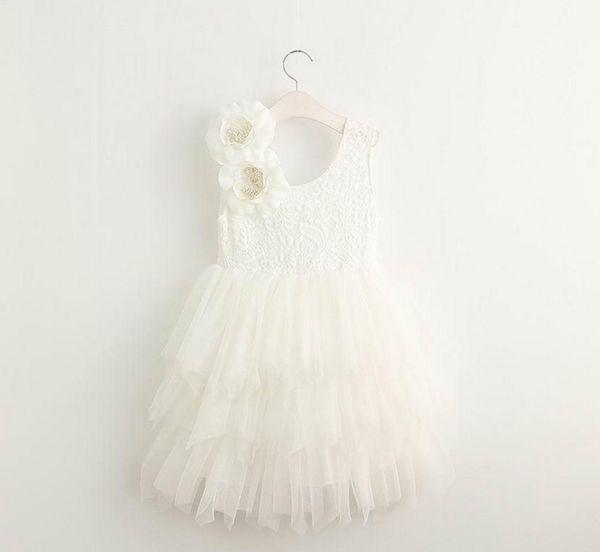 Fiore bianco 2pcs