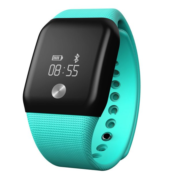 Sport smart Wristband A88 with blood presure heart rate monitor Post mail free shipping test sample IP67 waterproof wristband Bracelet
