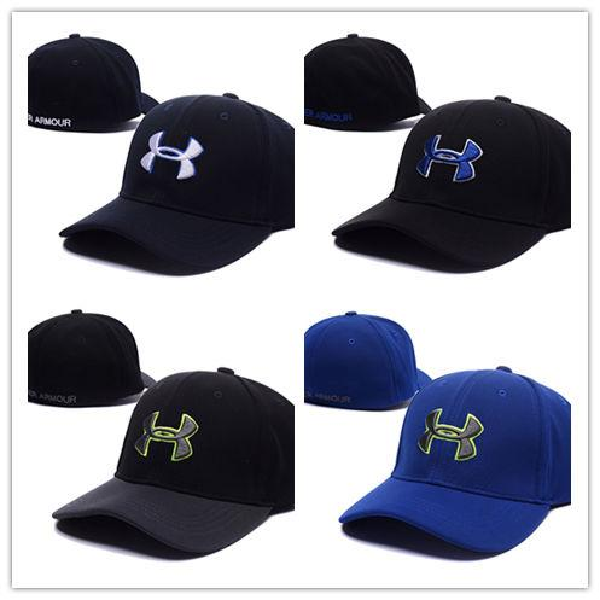 Brand ua napback ba eball ball cap under hat port hip hop cap camouflage camo adju table hat armor men women ca quette thumbnail
