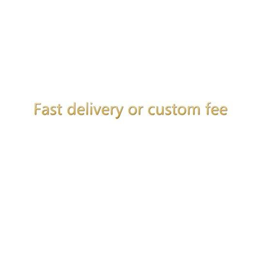 best selling fast delivery or custom made fee for customer require
