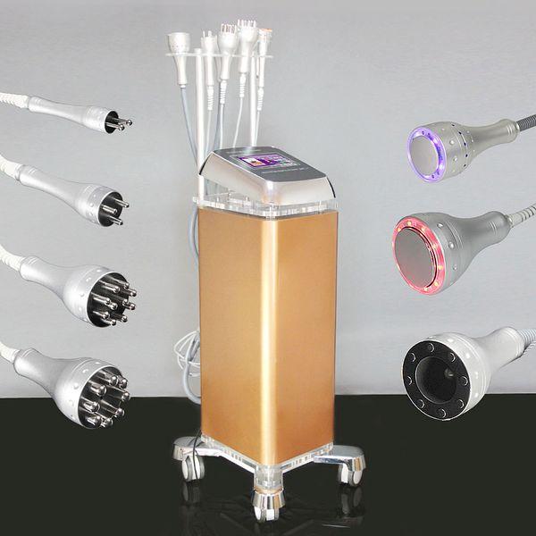 Pro Salon Maschine UK SHIP Gewichtsverlust Ultraschall Kavitation RF Abnehmen Maschine Photon LLLT Laser Lipolyse Beauty Salon Maschine