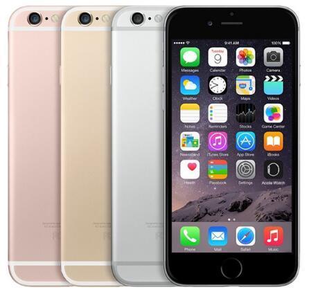 Original Unlocked Apple iPhone 6s 4G LTE Mobile phone 4.7'' 12.0MP IOS 9 Dual Core 2GB RAM 16/64GB ROM refurbished phone