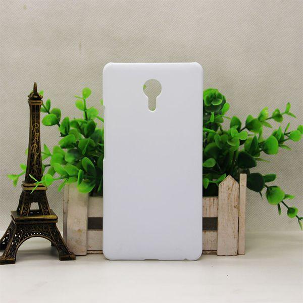 Para MEIZU Nobule M2 / NOTE2 / NOTE3 / MAX / M3 / MX6 / X / Note 5 / X Sublimación Teléfono 3D Móvil Brillante Mate Funda de calor Presione el teléfono Cubierta