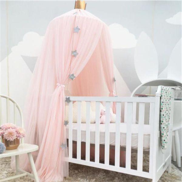 Großhandel Weiß Rosa Grau Khaqi Prinzessin Kinder Krippe Baldachin,  Kinderzimmer Baldachin Bed Canopies, Spielen Kinderzimmer Kinderzimmer ...