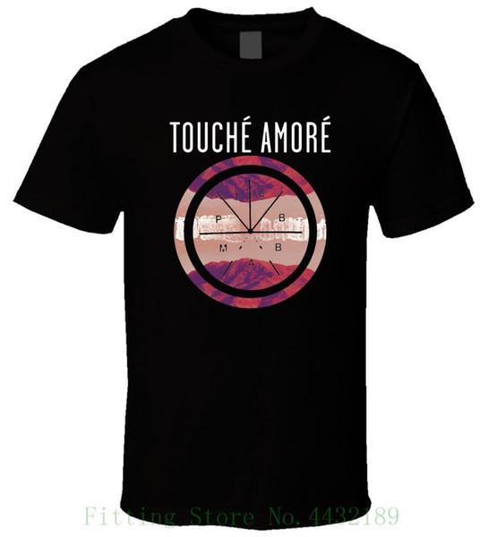 Touche Amore 1 Männer T-Shirt T-Shirt Lässige Kurzarm Für Herren Kleidung Sommer