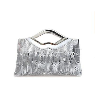 Silver Sequined bags