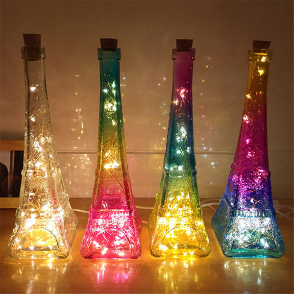 Creative USB Powered Eiffel Tower Shape Lights, Decorative Christmas Holiday/gift (4 colors for your choice)