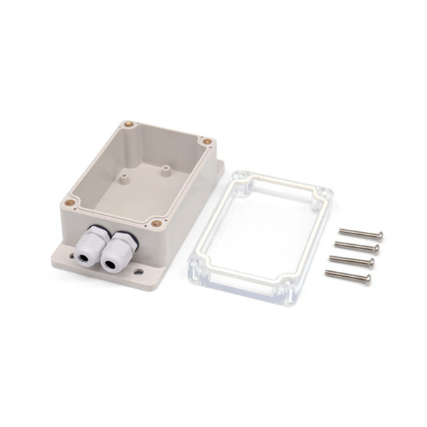 3Pcs SONOFF Waterproof Junction Case Waterproof Box Water-resistant Shell Support Sonoff Basic/RF/Dual/Pow For Xmas Tree Lights
