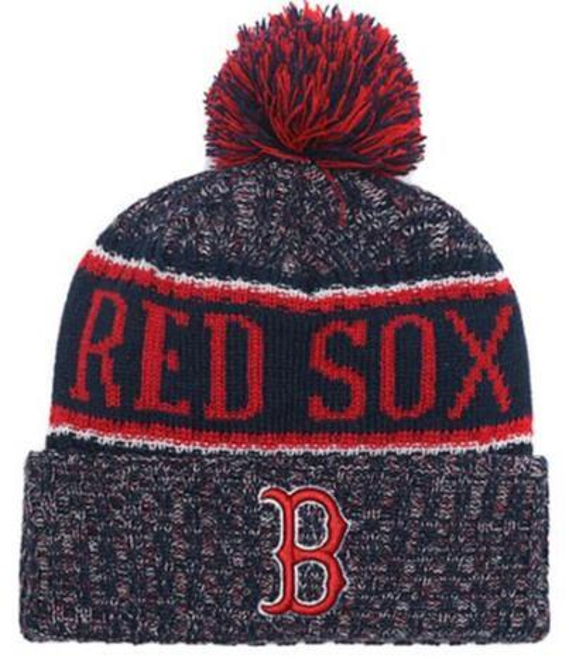 ea84e57fcb7056 2019 Winter Red Sox Beanie Skull Hats For Men Women Knitted Beanie Wool Hat  Man Knit Bonnet Beanies Warm Baseball Cap Beanie Hat Sun Hats From  Superstar333