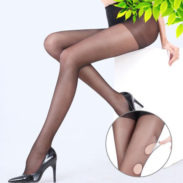 Top femmes dentelle jarretelles bas d'été filles longues chaussettes sur bas de soie au genou bas de la cuisse bas bas de dentelle haut solide A-643
