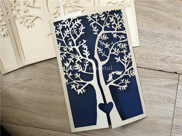 Beige Elegant Laser Cut Wedding Invitation Cards Bulk Wedding Invitation Invitation Cards Sweet Sixteen Baby Shower Invitation Diy Invitations Lace