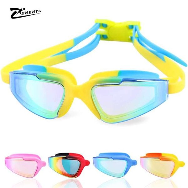 40a2367575e5 New professional Swimming glasses Adults Anti-Fog arena Sports goggles  water swim eyewear Waterproof Swimming goggles