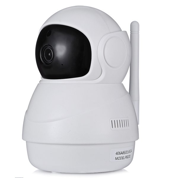 PB201 1080P Wireless IP Camera with Remote Control Function Mini Robot PT WIFI Security Cameras Housing Baby Monitor CCTV Camera