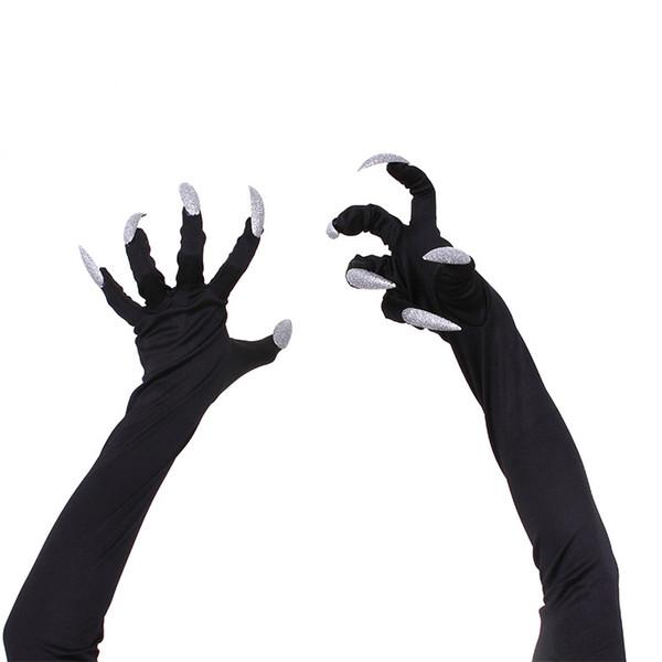 Großhandel B ESTOYARD Halloween Kostüm Handschuhe Mit Nägel Fingernägel Handschuhe Krallen Von Variety_store, $25.51 Auf De.Dhgate.Com | Dhgate