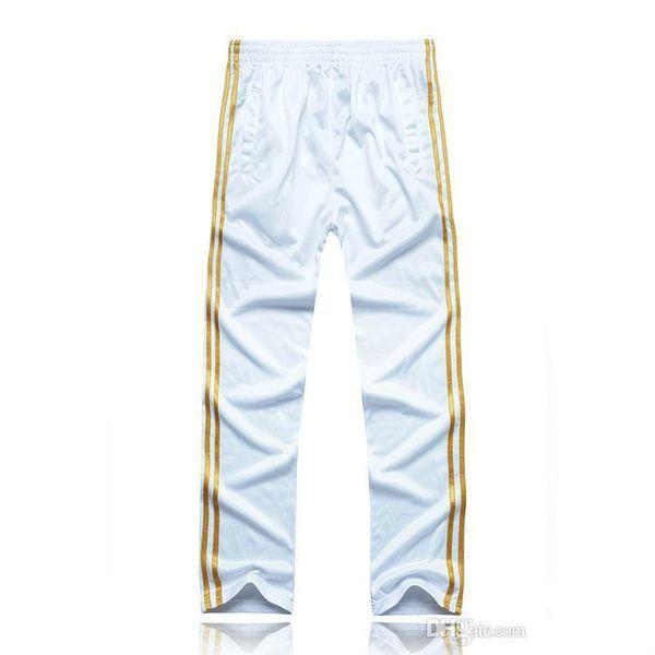 Yeni Marka Erkek Joggers Rahat Harem Sweatpants Spor Jogger Pantolon Kadın Spor Dipleri Parça Eğitim Koşu Baggy Pantolon