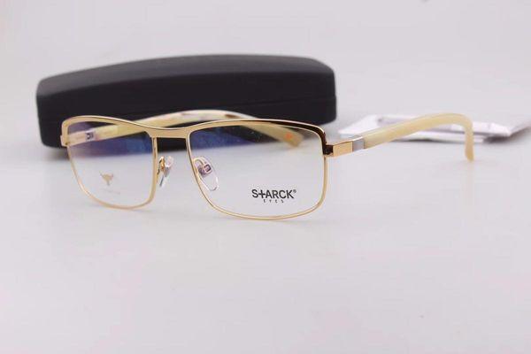 Мужчины очки кадров Микли 1112 чистого титана очки высокое качество кадров соответствие степени линзы очки по рецепту с оригинальной коробке