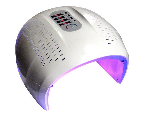 Hot Sale Foldable 3 Color LED Facial Treatment Photon Therapy Mask PDT Skin Rejuvenation Face Beauty Machine LED Light Therapy