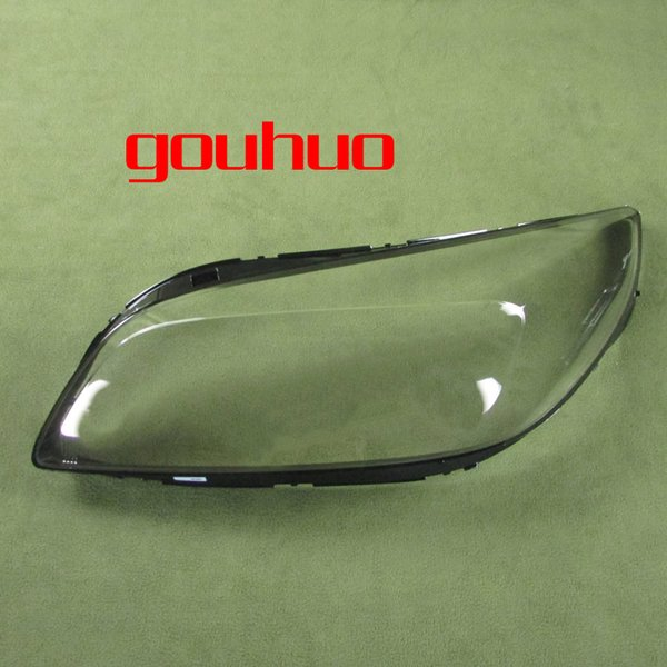 transparent lampshade lamp shade front Headlight shell headlamp cover lens glass For Chevrolet Malibu 12-14 1pcs