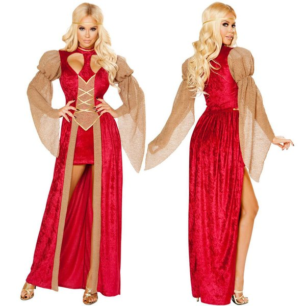 bf3ff5f42 Sexy Lingerie Egypt Cleopatra Goddess Roman Egyptian Ladies Halloween Fancy  Dress Costume 8852