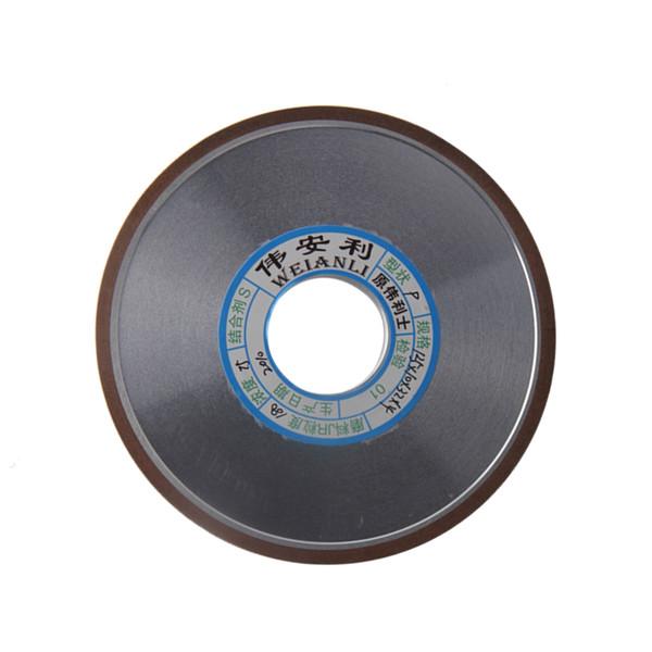 top popular Freeshipping Diamond Grinding Wheel 125*10*32*4mm Grinding Disc 150 180 240 320 Grits Diamond Wheel Polishing Abrasive Tools 1pc 2021