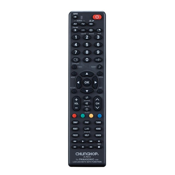 SCLS CHUNGHOP New Remote Control E-P912 For Panasonic Use LCD LED HDTV 3DTV Function