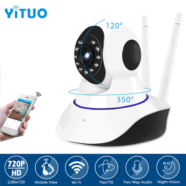 Wireless IP Security wifi Camera 720P wi-fi Video Surveillance P2P mini CCTV Home Camara Onvif Baby Monitor Ipcamera