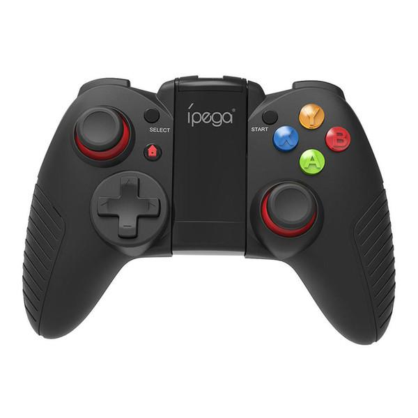 Akıllı Bluetooth Gamepad Oyun Denetleyicisi ile Tutucu için Android / iOS / Windows Tablet PC Smartphone IPEGA PG-9067 PG 9067 Kablosuz Oyun Pedi