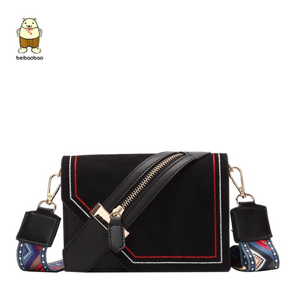 Beibaobao 2018 Neue Frauen Taschen Mode Damen Designer Messenger Bags Hohe Qualität Frauen Pu Leder Weiblichen Paket Gilrs