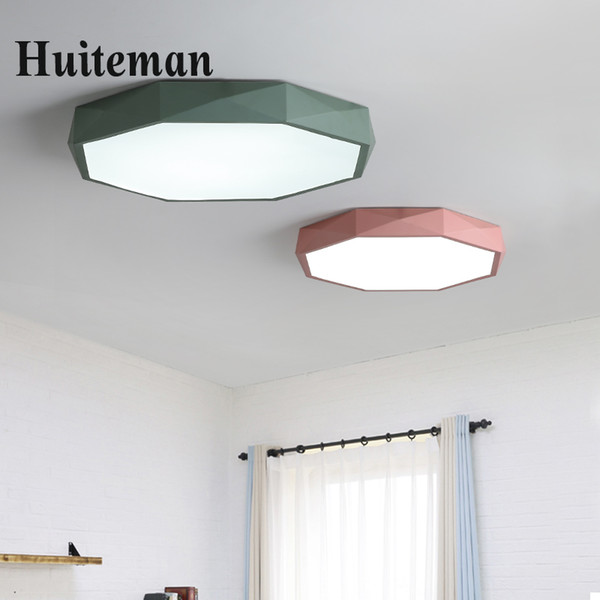 Kids Room Lights Children Dimmable Ceiling Lamp Baby Ceiling Light For Boys  Girls Bedroom Lighting Luminaria Led Teto Fixtures UK 2019 From Grege, UK  ...
