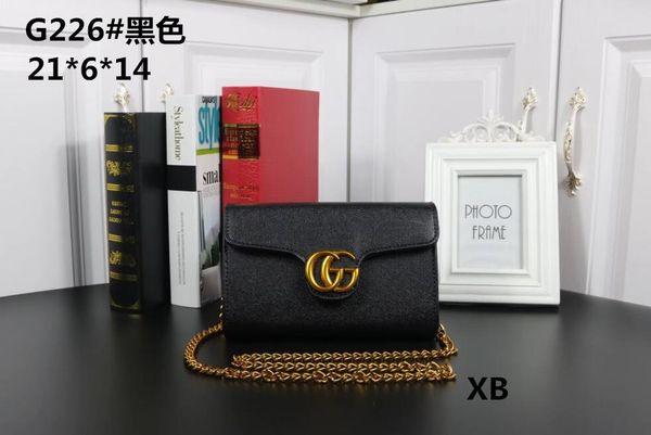 2019 Design Women's Handbag Ladies Totes Clutch Bag High Quality Classic Shoulder Bags Fashion Leather Hand Bags Mixed order handbags B162