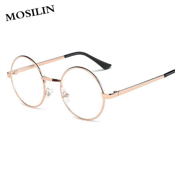 MOSILIN DH Auge Bilderrahmen Mode Männer Und Frauen Eine Brille Europäischen Trend Plain Glass Brillengestell Trendsetter Notwendig