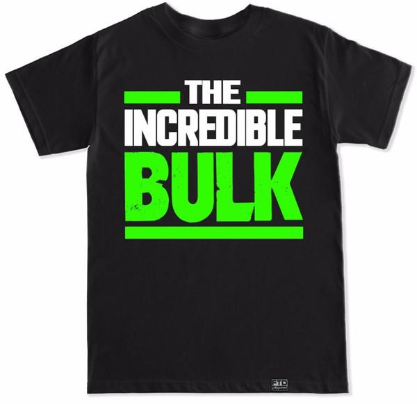 The Incredible Bulk Fitness Motivation Beast Lift Gymer Workout Gainz T Shirt