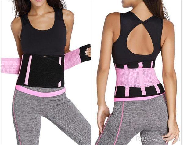 Waist Trainer Cincher Man Women Xtreme Thermo Power Hot Body Shaper Girdle Belt Underbust Control Corset Firm Slimming