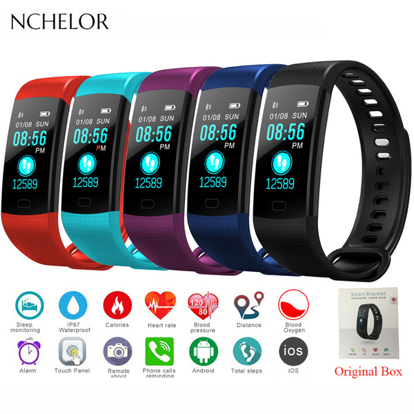 Value for money smart watch Multiple sports modes Heart rate IP67 waterproof top sport watch Ultra-long Standby smart band