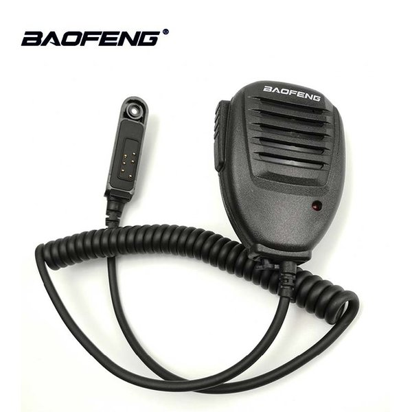 1pc/2pcs Original Baofeng UV-9R Waterproof PTT Speaker Mic Microphone For Baofeng UV 9R A58 UV-XR GT-3WP UV-5R WP Retevis RT6