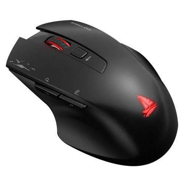 Voice Wireless Mouse Rechargeable 2.4G USB Compatible with Windows 7/8/10 Souris sans Fil Voice Smart Input