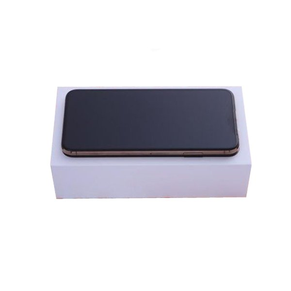 6.5Inch XS Max Face Recognition Support Wireless Charger Cellphone 1/16GB Show 4G LTE Big Screen Bluetooth Dual SIM Card Andorid Mobilephone