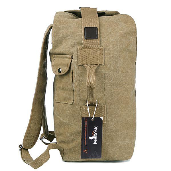 Large luxury Outdoor Backpack shoulder Molle Tactical Bag Rucksack Backpacks Hiking Camping Camouflage Waterproof designer mens Sport bags