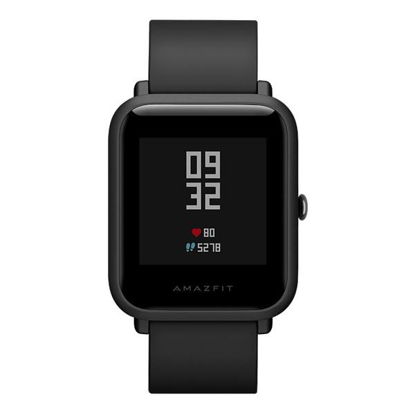 Versión internacional Xiaomi Huami AMAZFIT Smartwatch IP68 Sensor geomagnético de frecuencia cardíaca a prueba de agua Reloj GPS 1.28