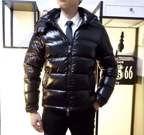 Frankreich Klassische Marke Männer Frauen Casual Daunenjacke MayaDown Mäntel Mens Outdoor Warm Feder Kleid Mann Wintermantel Jacken Outwear