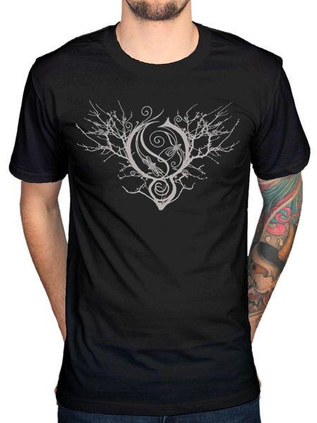 OFFICIEL OPETH MEINE BRAS Votre CORBILLARD T-shirt Metall Rock Indie Unplugged NEUF Niedlichen Tattoo Liebhaber T-Shirt 2017 Neue Ankunft Männer