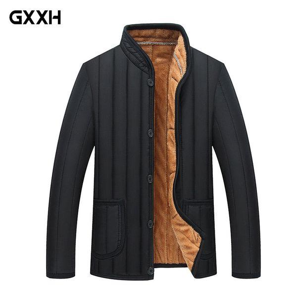 Großhandel Größe XL 3XL 4XL 2018 Herren Winterjacke Herren Jacke Winter Warm Cotton Park Freizeit Kleidung Marke Dicke Jacken Von Mangcao, $30.5 Auf