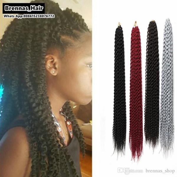 Extensions afrikanische haare