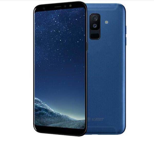 6.0 inch Full Screen Goophone A9+ 9 Plus Clone 3G WCDMA Octa Core MTK6580 1GB 8GB Android 7.0 GPS WiFi Smartphone