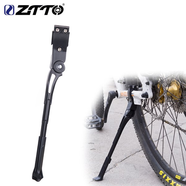 Fahrrad verstellbarer Ständer 26 27,5 29 Road 700c Fahrradständer Kickständer leicht Mountainbike Fahrrad Prop Seite Gepäckträger