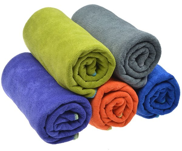 20pc Microfiber Hair Drying Towel Turban Wrap Towels Microfibre Travel Camping Sports Cloth Ultra Absorbent Supplier